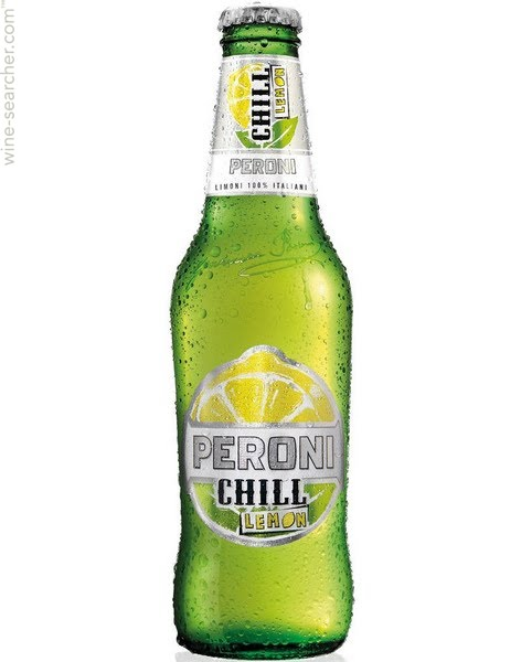 CAJA BIRRA PERONI CHILL LEMON 2º (*24 BOTELLAS)