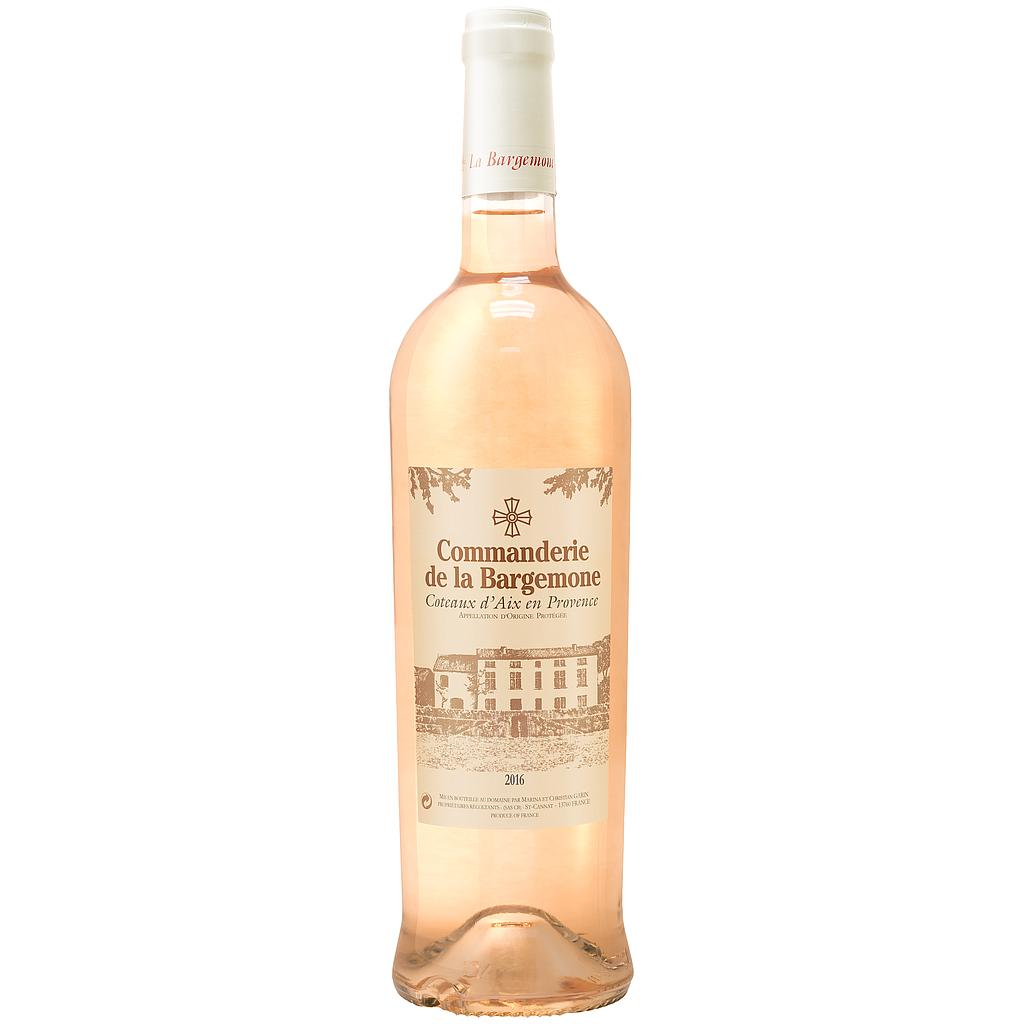 BARGEMONE ROSE 2016 13º 0.75CL *6